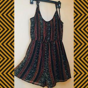 BCBGMaxAzria Romper Dress